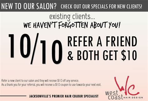 haircut deals on tuesday coupon specials best jacksonville hair salon