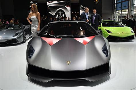 Lamborghini Made Of Carbon Fiber Carbon Fiber Lamborghini Sesto Photos Carzi