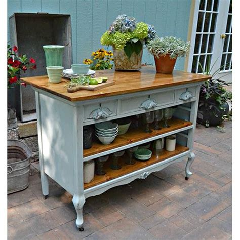 fabulous diy farmhouse kitchen islands the cottage