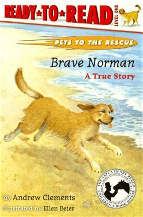 Jual Novel True Story For The By Norman Olestaad brave norman a true story by andrew clements reviews