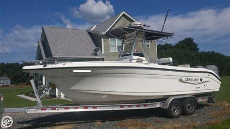 century 2600 walkaround boats sale century 2600 boats for sale boats
