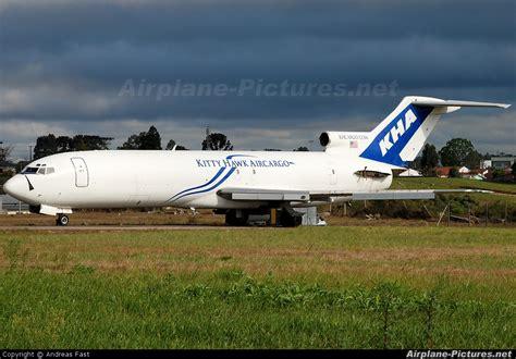 n69735 hawk air cargo boeing 727 200f adv at curitiba afonso pena photo id 135459