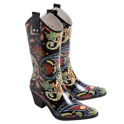 cowboy rainboots cowboy boots