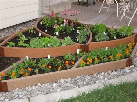 simple vegetable garden ideas   living amaza design