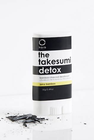 Detox Vacation by Taksumi Detox Deodorant Travel Size Free