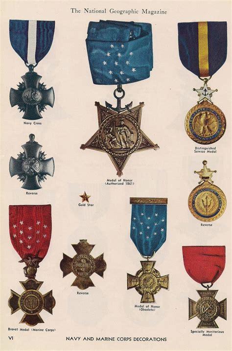 navy marine decorations royalty
