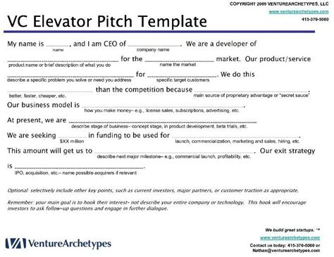 sle pitch for resume elevator pitch exle search uop