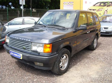airbag deployment 2010 land rover discovery auto manual land rover range rover 2 5 dse 1999 141415km