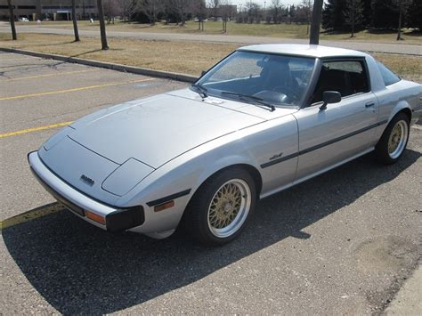mazda rx7 1979 for sale 1979 silver mazda rx 7 gs 48 000 original