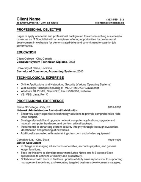 resume objective exles for leasing entry level boeing resume exle resume ixiplay free resume sles