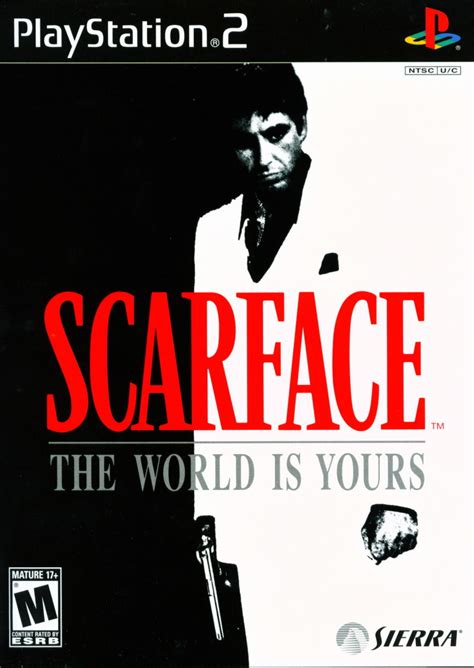 scarface the world is yours for playstation 2 2006