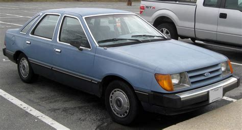 1993 ford tempo information and photos zombiedrive 1993 ford tempo information and photos zombiedrive