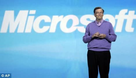 bill gates charity biography life and times of bill gates and microsoft daily mail online