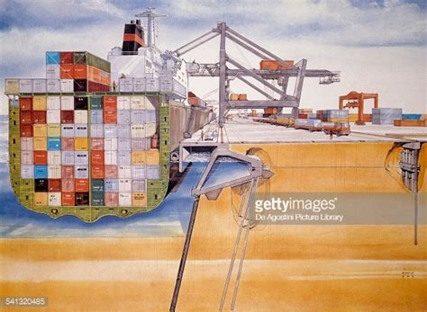transport cross section ship cross section stock photos and pictures getty images