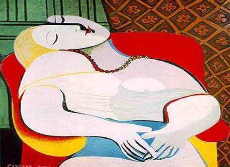 picasso paintings le reve the 10 most expensive paintings of the world investors