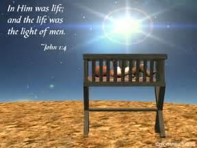 Bible memory verse desktop wallpaper john 1 4