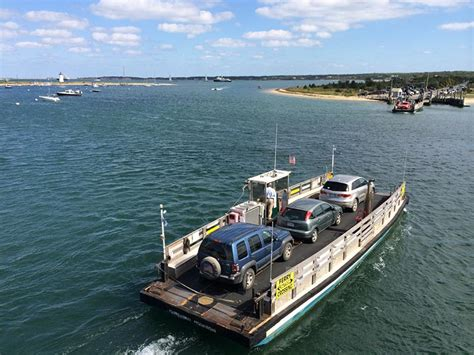 Chappaquiddick Island Ferry Edgartown Punts Chappy Wireless Tower To New Committee