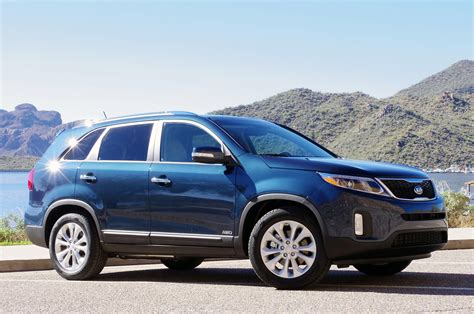 Kia Sorento 2014 Images 2014 Kia Sorento Drive Photo Gallery Autoblog