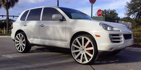 porsche white car cayenne porsche white car gallery forgiato