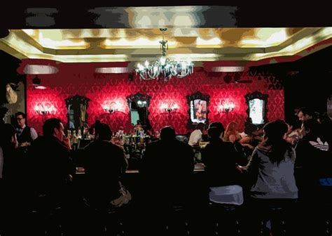 Shady Interiors by Interior Picture Of Shady Saloon Sacramento