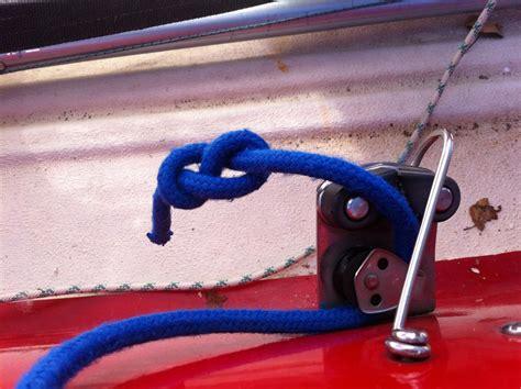 nudo en ocho nudos marineros como hacer el nudo de ocho nudos