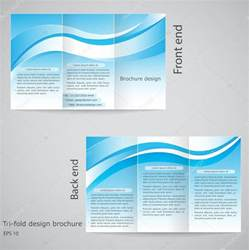 brochure template doc docs tri fold brochure template best sles