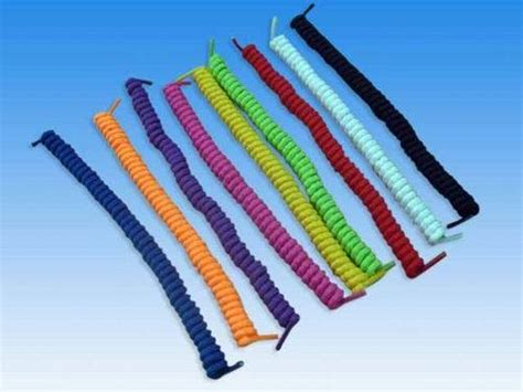 Spiral For All Ht China china spiral shoelace china polyester shoe lace cotton shoe lace