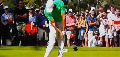 tiger woods slow motion swing 2012 golf swing library golf loopy play your golf like a