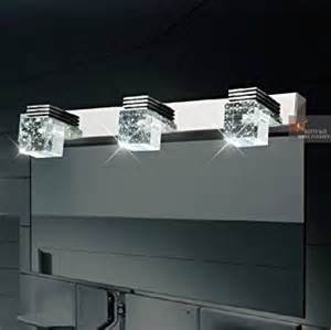 modern bathroom crystal lights wall led lamps fashion