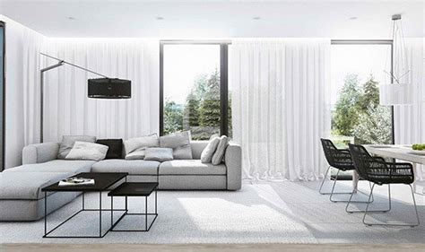 Austin Home Decor 15 modern white and gray living room ideas home design lover