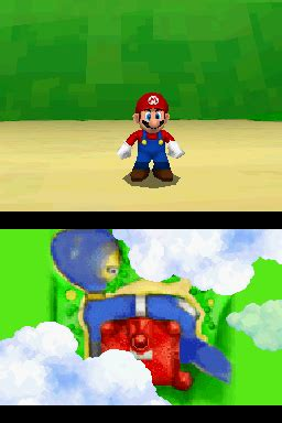Shiny Review Mario 64 For The Ds by Mario 64 Ds Screenshots For Nintendo Ds Mobygames