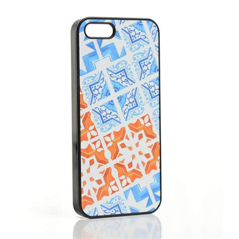 Tile Iphone Patchwork Tile Iphone Hardcase By Warren