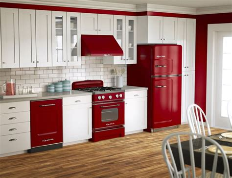 red kitchen appliances 66 best what a chill color cherry red images on pinterest