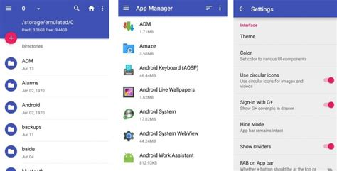 file browser android best android file manager file explorer file browser apps