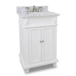 24 White Vanity Hardware Resources Douglas Single 24 Inch Transitional
