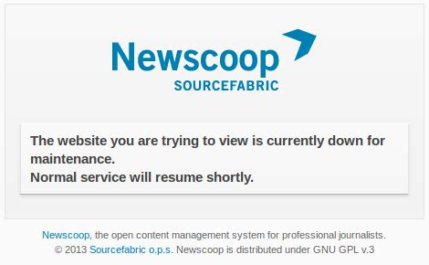 chapter backup and upgrade newscoop 4 4 for
