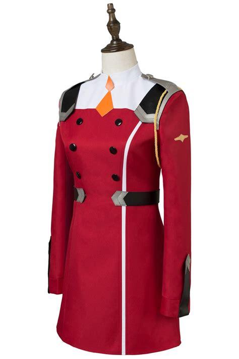 Lexa Dress Kode Ch 002 in the franxx zero two code 002 dress costume cosplaysky