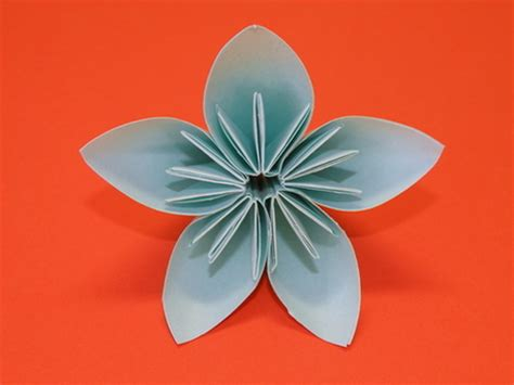 Origami Flower Easy Beginner - easy origami for beginners craftfoxes