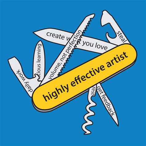 The 7 Habits Of Highly The 7 Habits Of Highly Effective Artists