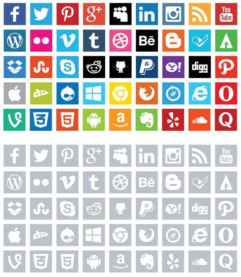 imagenes de redes sociales gratis iconos gratis de redes sociales dobleclic estudio de