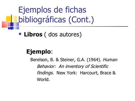 libro como se comenta una como hacer una bibliografia