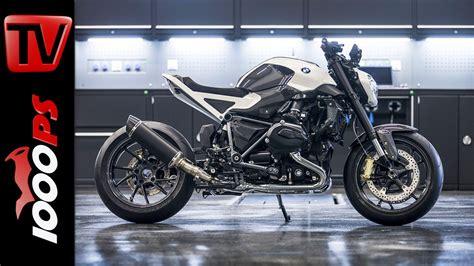 Bmw Motorrad Tuning Zubehör by Bmw R 1200 R Streetfighter Moto Graub 252 Nden