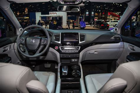 Honda Pilot Interior Dimensions by 2016 Honda Pilot Reviews Price Specs Mpg Interior