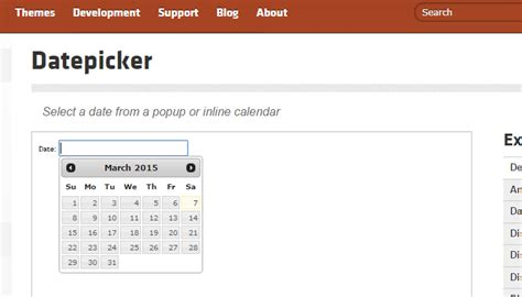 best ui library best ux design solutions for date input fields