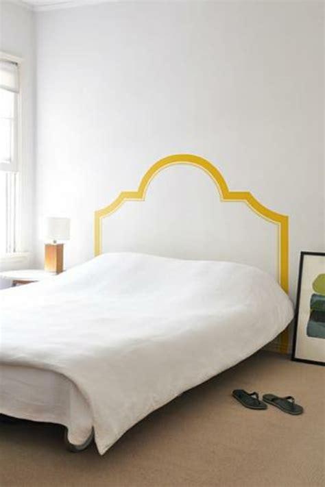 polsterkopfteil selber bauen schubladensockel bieten viel platz cooles schlafzimmer