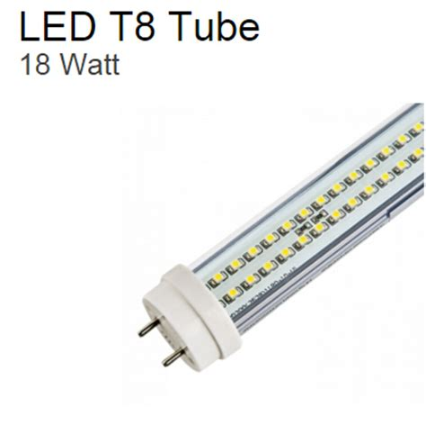Lu Led 18 Watt 18 watt led t8 44w equivalent led lighting