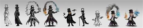 The Illusionist Character Ideas By Akiftop On Deviantart Character Ideas