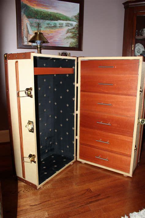 plans to build wardrobe trunk plans pdf plans