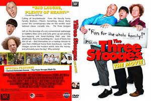stooges 2012 movie dvd cd label dvd cover front cover