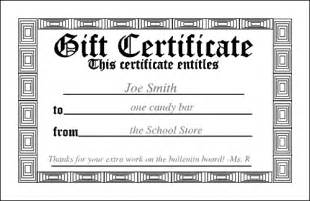 Certificate Template Ireland by Printable Gift Certificate Template Cool Trials Ireland